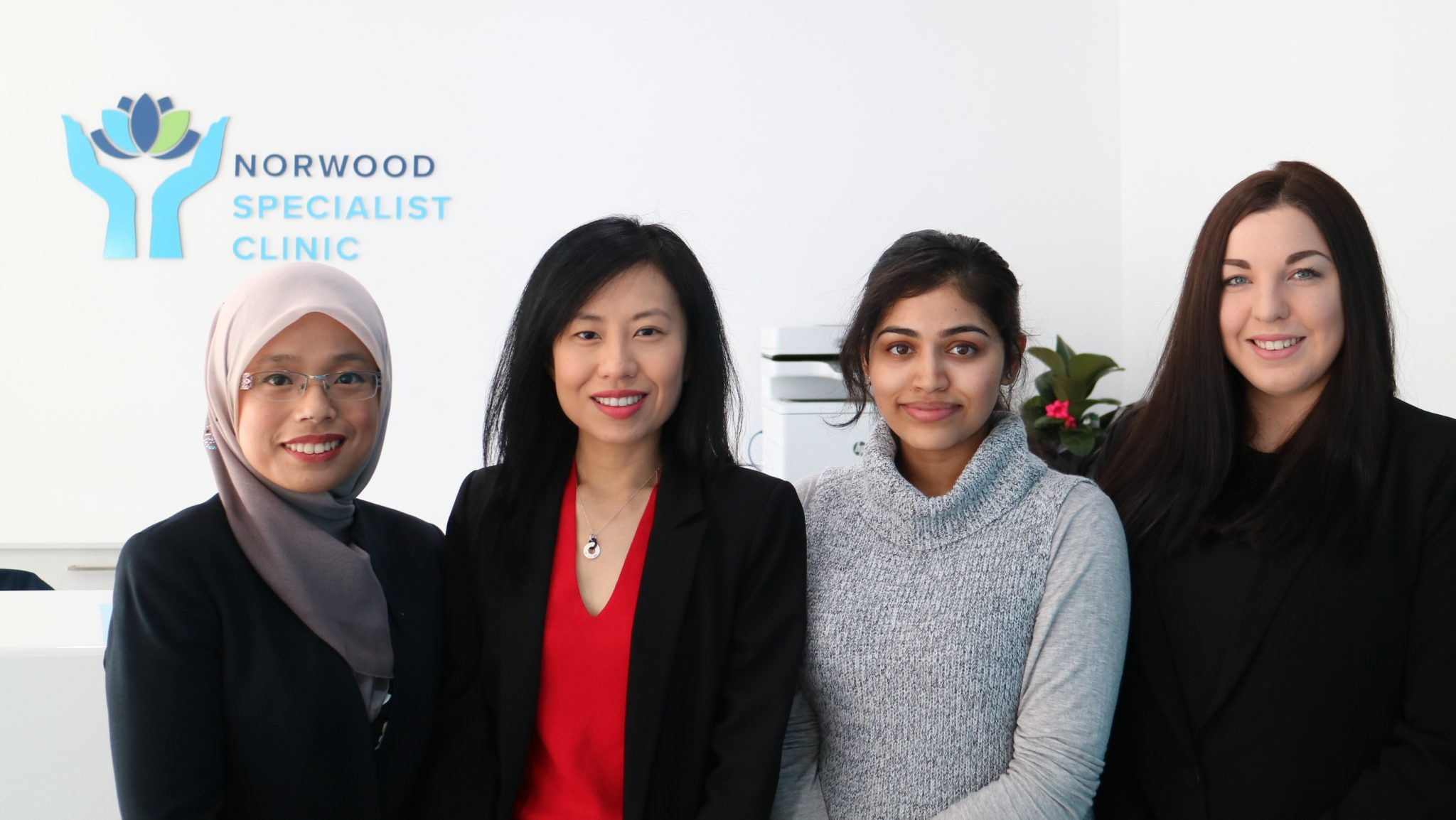 Norwood Specialist Clinic staff